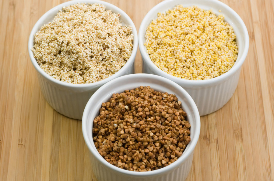 WHY WE´RE CRAZY ABOUT MILLET AND BUCKWHEAT