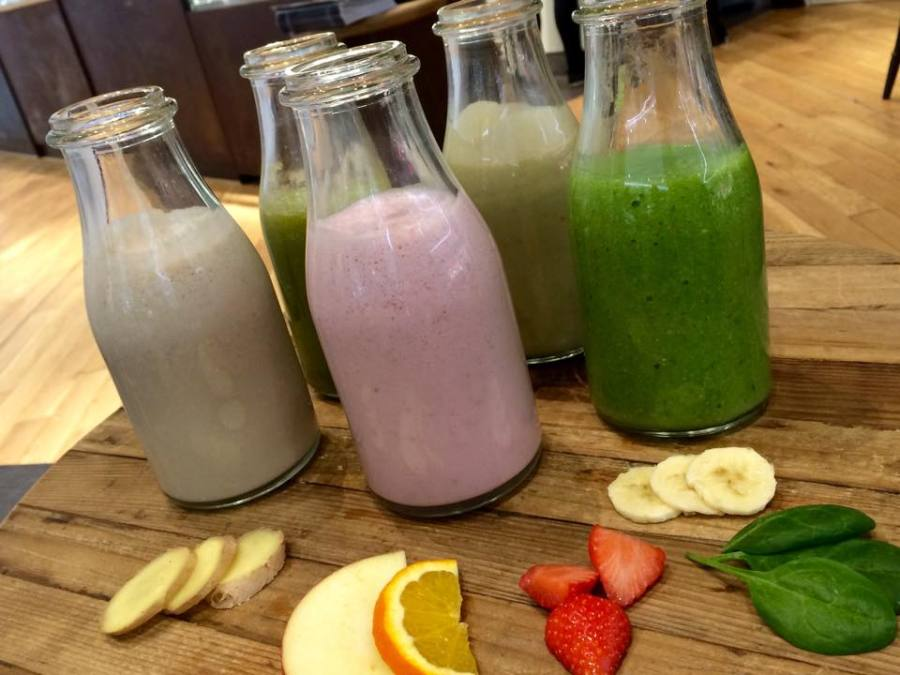 SMOOTHIE – A VITAMIN BOMB