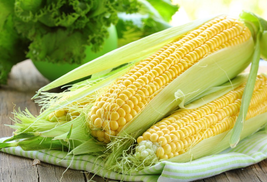 Dreaded corn as a healthy snack