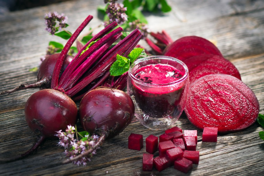 Beetroot´s famous qualities