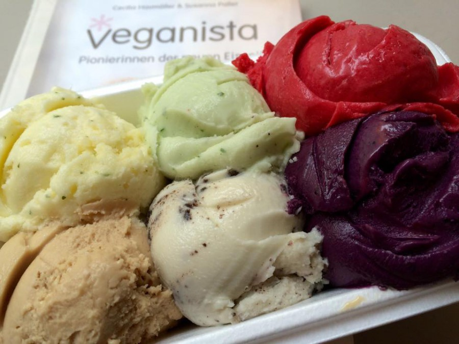 Vegan ice-cream – your healthy icy delight